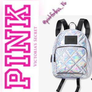 💕VS PINK IRIDESCENT MINI BAG BACK PACK